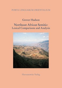 Northeast African Semitic: Lexical Comparisons and Analysis | Dodax.at
