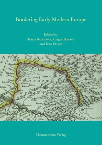 Bordering Early Modern Europe | Dodax.at