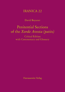Penitential Sections of the Xorde Avesta (patits) | Dodax.de