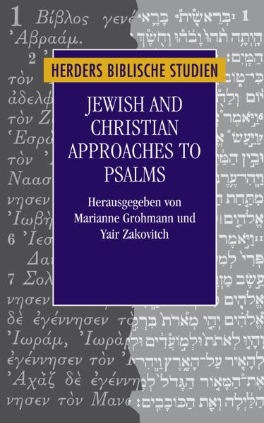 Jewish and Christian Approaches to Psalms | Dodax.at