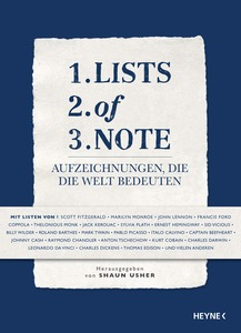 Lists of Note | Dodax.pl