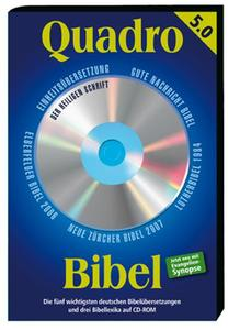 Quadro Bibel 5.0, 1 CD-ROM | Dodax.at