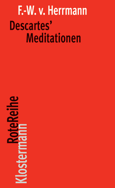Descartes' Meditationen | Dodax.pl