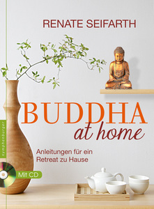 Buddha at home, m. Audio-CD | Dodax.at