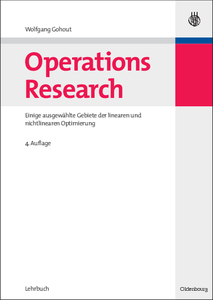 Operations Research   Dodax.ch