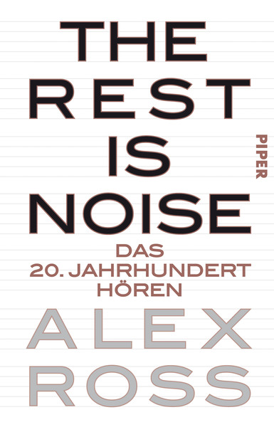 The Rest is Noise   Dodax.at