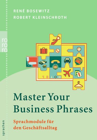 Master Your Business Phrases | Dodax.pl