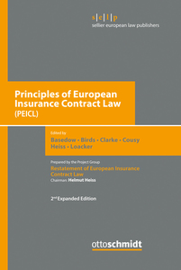 Principles of European Insurance Contract Law (PEICL) | Dodax.pl