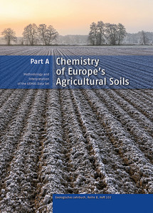 Chemistry of Europe's Agricultural Soils, Part A, w. DVD | Dodax.at