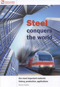 Steel conquers the world | Dodax.ch