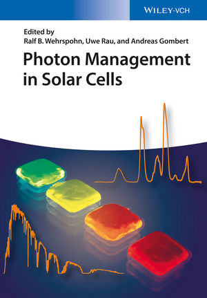 Photon Management in Solar Cells | Dodax.at