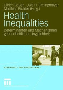Health Inequalities | Dodax.ch