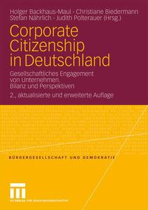Corporate Citizenship in Deutschland | Dodax.ch