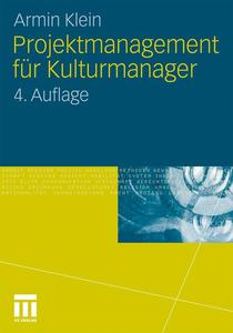 Projektmanagement für Kulturmanager | Dodax.at
