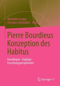 Pierre Bourdieus Konzeption des Habitus | Dodax.pl