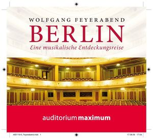 Berlin, 1 Audio-CD | Dodax.at