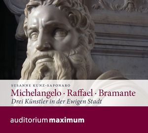 Michelangelo - Raffael - Bramante, 1 Audio-CD | Dodax.ch