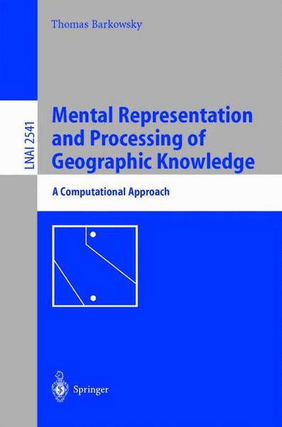 Mental Representation and Processing of Geographic Knowledge | Dodax.ch