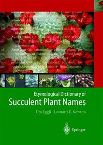 Etymological Dictionary of Succulent Plant Names | Dodax.ch
