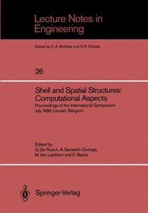 Shell and Spatial Structures: Computational Aspects | Dodax.ch