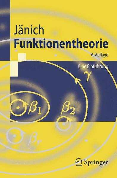 Funktionentheorie | Dodax.at