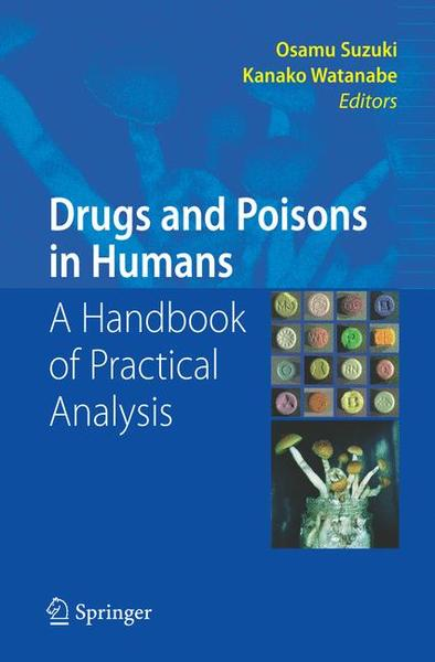 Drugs and Poisons in Humans | Dodax.ch