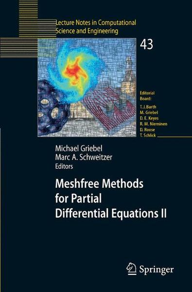 Meshfree Methods for Partial Differential Equations II. Pt.2 | Dodax.ch