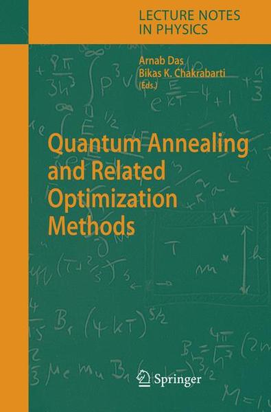 Quantum Annealing and Related Optimization Methods   Dodax.ch