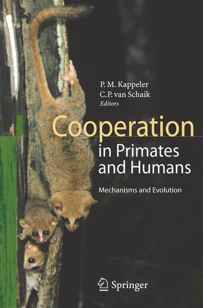 Cooperation in Primates and Humans | Dodax.at