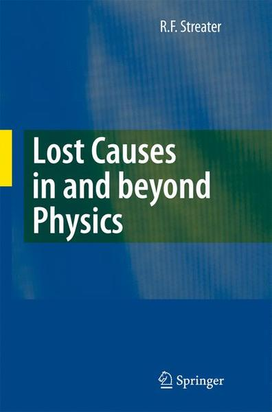Lost Causes in and beyond Physics | Dodax.ch