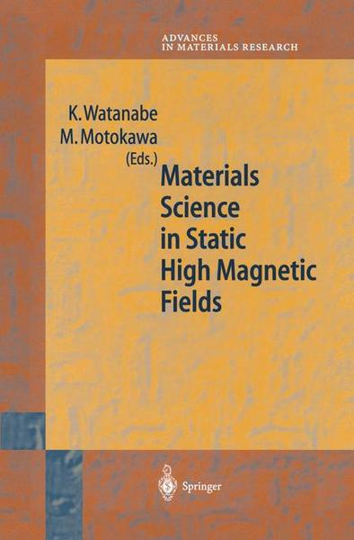 Materials Science in Static High Magnetic Fields | Dodax.ch