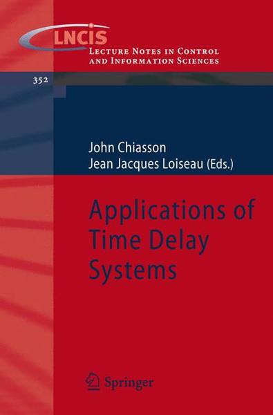 Applications of Time Delay Systems   Dodax.ch