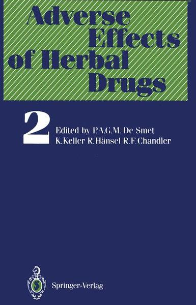 Adverse Effects of Herbal Drugs 2 | Dodax.ch