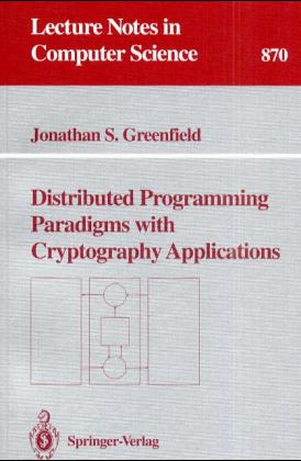 Distributed Programming Paradigms with Cryptography Applications | Dodax.ch