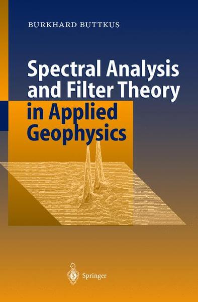Spectral Analysis and Filter Theory in Applied Geophysics | Dodax.ch