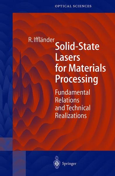 Solid-State Lasers for Materials Processing | Dodax.ch