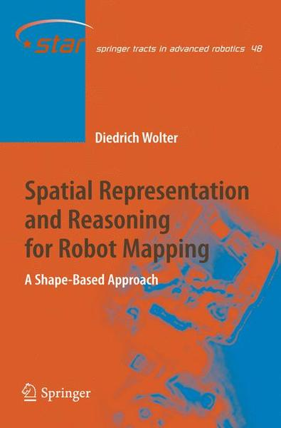 Spatial Representation and Reasoning for Robot Mapping | Dodax.ch