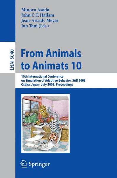 From Animals to Animats 10 | Dodax.ch