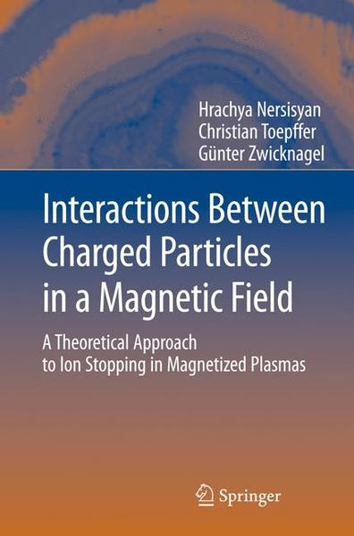 Interactions Between Charged Particles in a Magnetic Field | Dodax.ch