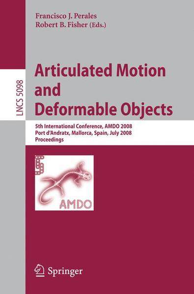 Articulated Motion and Deformable Objects | Dodax.ch