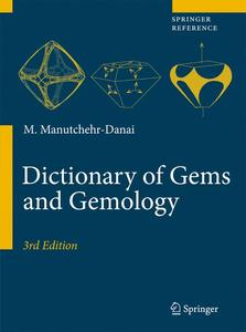 Dictionary of Gems and Gemology | Dodax.ch