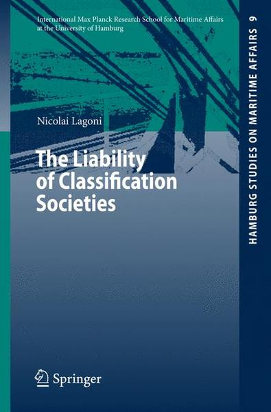 The Liability of Classification Societies | Dodax.ch