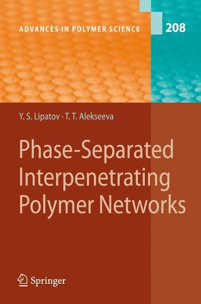 Phase-Separated Interpenetrating Polymer Networks | Dodax.ch