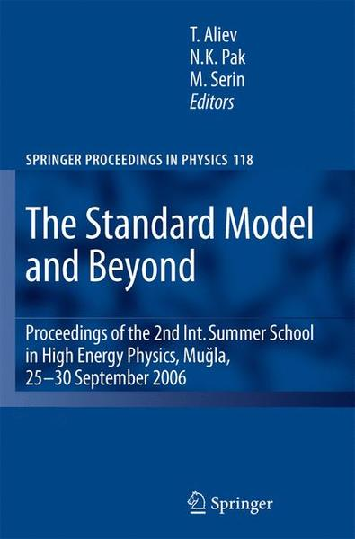The Standard Model and Beyond | Dodax.ch