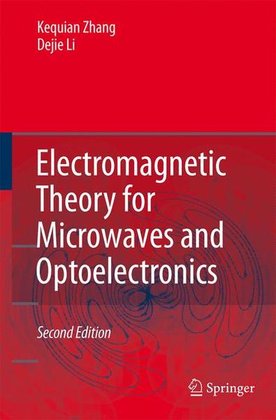 Electromagnetic Theory for Microwaves and Optoelectronics | Dodax.ch