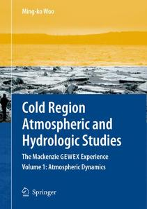 Cold Region Atmospheric and Hydrologic Studies. The Mackenzie GEWEX Experience | Dodax.ch