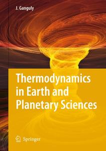 Thermodynamics in Earth and Planetary Sciences | Dodax.ch