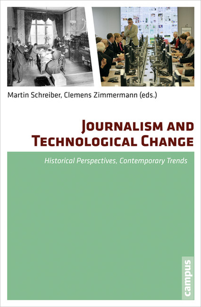 Journalism and Technological Change | Dodax.ch