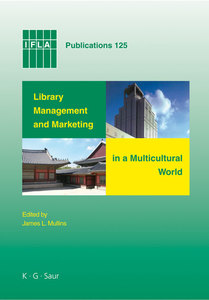 Library Management and Marketing in a Multicutural World | Dodax.at