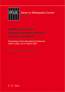 UNIMARC & Friends: Charting the New Landscape of Library Standards | Dodax.at